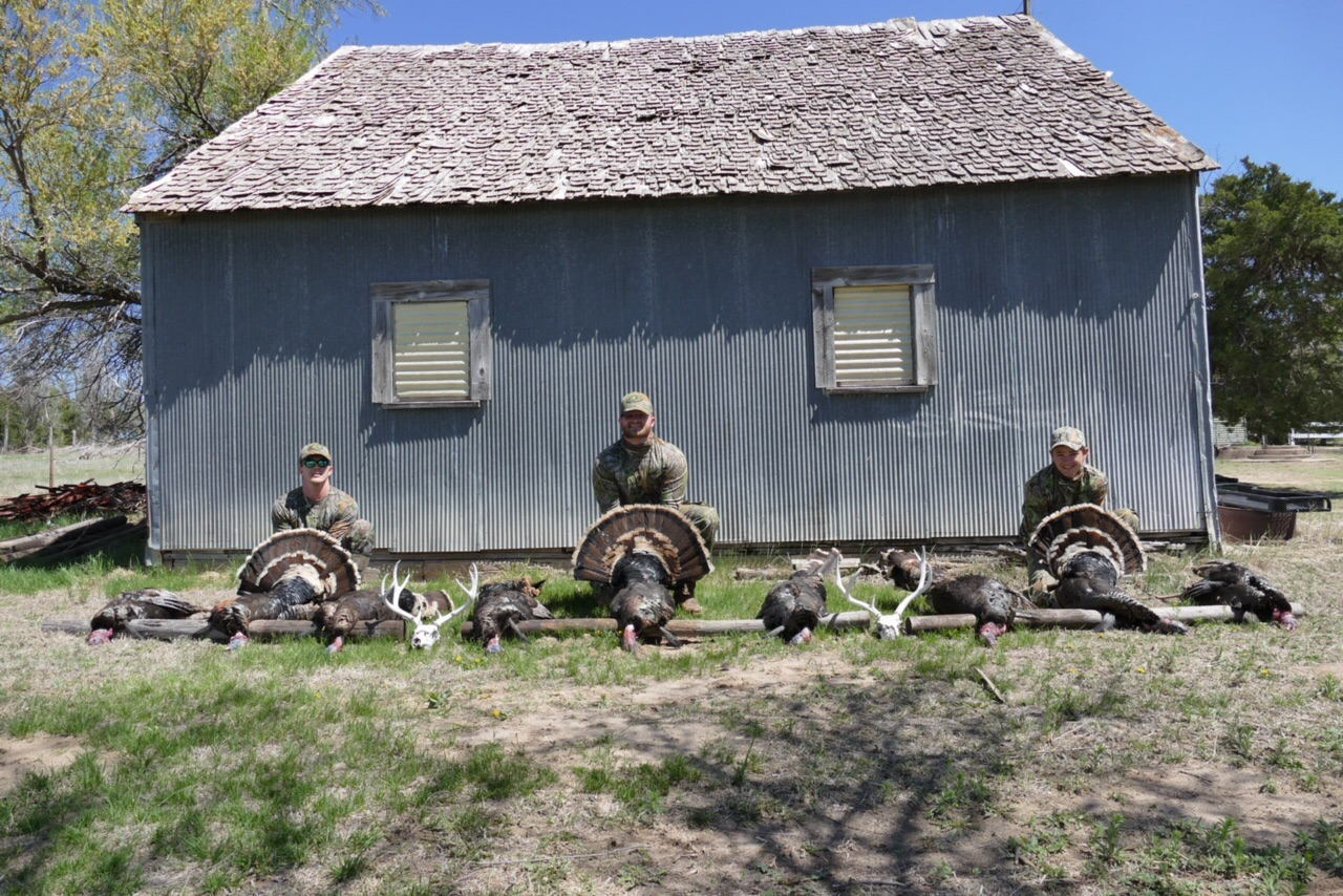 Nebraska Spring Turkey