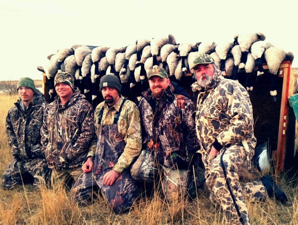 4 Man Goose Hunt